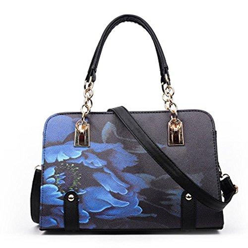GBT 2016 Neue Dame-Handtaschen-Art- und Weiseschulter-Beutel Black