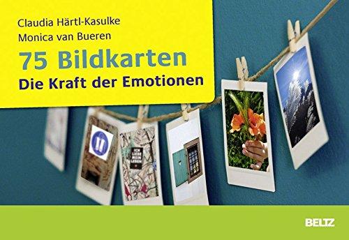 75 Bildkarten Die Kraft der Emotionen (Beltz Weiterbildung / Fachbuch)