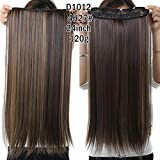Artifice® 5 Clips Straight Hair Extension High Temperature - Best Reviews Guide