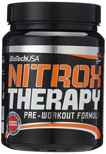 Biotech USA Nitrox Therapy Cranberry, 1er Pack (1 x 680 g)