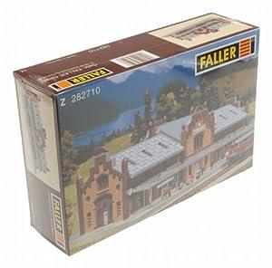Faller - Estación ferroviaria de modelismo ferroviario Z Escala 1:220 (F282710)