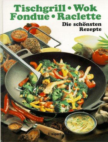 Preisvergleich Produktbild Tischgrill, Wok, Fondue, Raclette
