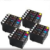 20T1811T1812T1813T1814cartucho de tinta compatibles como repuesto para Epson Expression Home XP de 305XP305XP 305Cartuchos de impresora con chip
