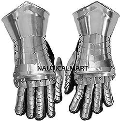 Caballero Medieval gótico estilo guantes por Nauticalmart