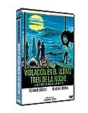 Violación en el Último Tren de la Noche DVD 1975 L'ultimo treno della notte Last Stop on the Night Train
