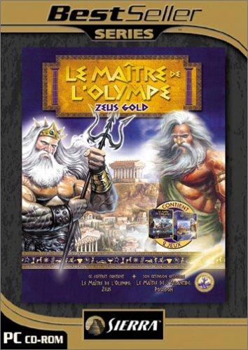 Le Maître de l'Olympe + Zeus Gold [FR Import]