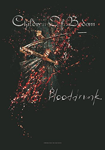 Children Of Bodom: Blooddrunk (Fahne) (Zubehör)