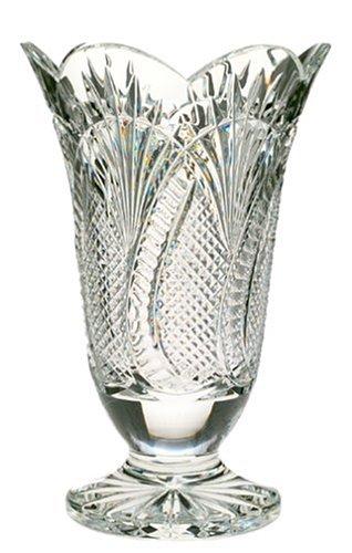 Waterford Crystal Seahorse 10 Inch Vase Irish Shop