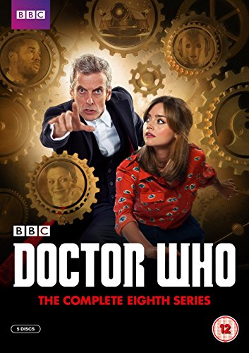 Doctor Who - Complete Series 8 Box Set [5 DVDs] [UK Import] (8 Series Doctor Who)