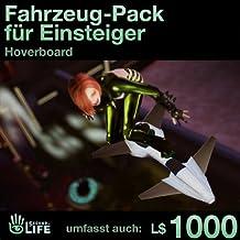Fahrzeug-Pack für Einsteiger - Gleiten: Second Life [Game Connect]