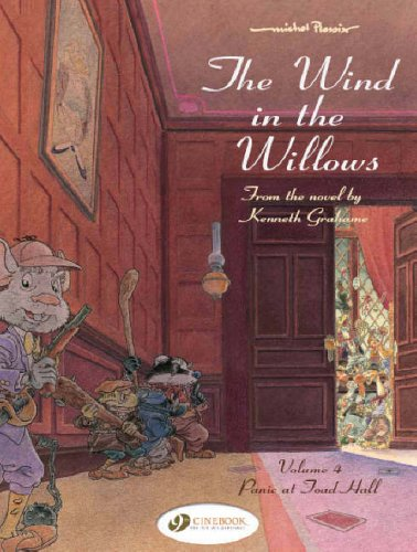 The Wind in the Willows: Panic at Toad Hall