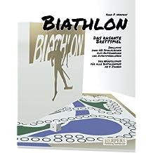 Biathlon - Das rasante Brettspiel (Brettspielbuch)