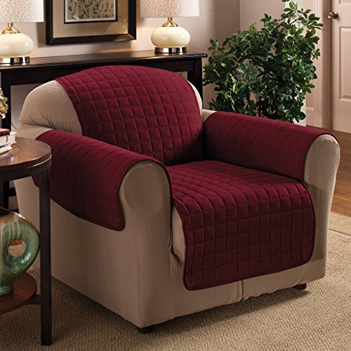 1-seater-23-x-705-burgundy-wine-quilted-sofa-arm-chair-protector-water-resistant-finish