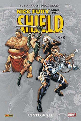 Nick Fury Intégrale T04 1988