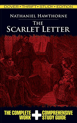 The Scarlet Letter Thrift Study Edition (Dover Thrift Study Edition)