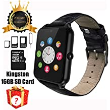 Reloj inteligente F69resistencia al agua IP68natación Running Heart Rate Monitor de sueño para ios iphone samsung htc Android SmartWatch (amarillo)
