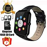 Smart Watch F69 resistenza all' acqua IP68 Swim running Heart Rate monitor...