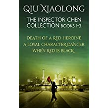 The Inspector Chen Collection 1-3: Death of a Red Heroine, A Loyal Character Dancer, When Red is Black (As heard on Radio 4)