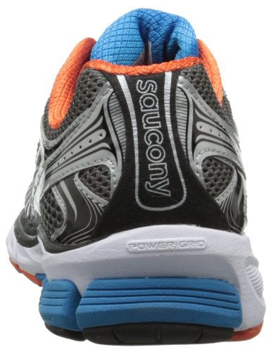 Saucony Running Powergrid Ride 6, Chaussures Homme gris