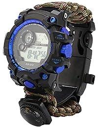 4ce09e572fb1 Amazon.es  pulsera paracord  Relojes