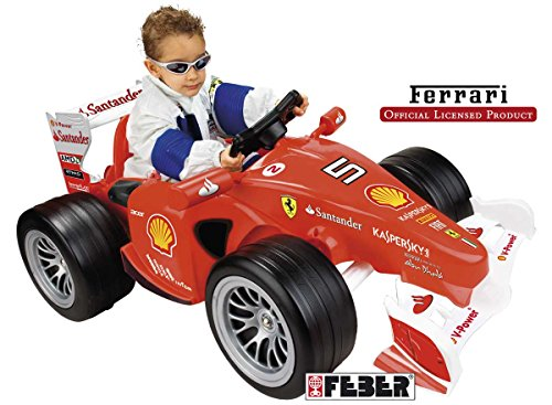 Imagen principal de Feber 800006642 - Coche Ferrari F2010