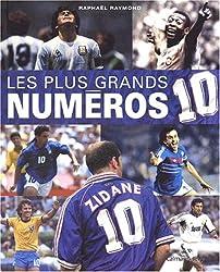Les plus grands numéros 10