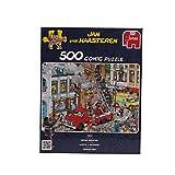 Jumbo - Puzzle Fire! 500 piezas (617279)