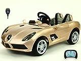 Kinderauto Kinderelektroauto Kinderelektrofahrzeug Kinder elektroauto 12V Kinder Elektroauto Mercedes Lizenziert McLaren Stirling Moss Orginal RC