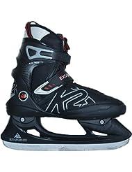 K2 Herren Schlittschuhe Ice Skates Exo Speed Ice Black/red Softboot