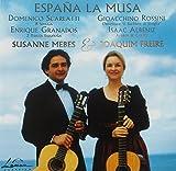 Espana la Musa, Musique pour Deux Guitares