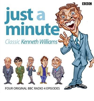 [(Just a Minute Kenneth Williams Classics)] [ By (author) Ian Messiter, Read by Kenneth Williams ] [October, 2012]