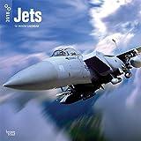 Jets - Düsenflugzeuge 2018-18-Monatskalender: Original BrownTrout-Kalender [Mehrsprachig] [Kalender] (Wall-Kalender)