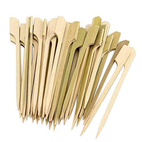 Vidillo Pinchos de bambú para brochetas