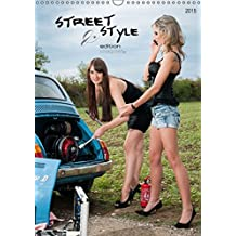 Street & Style EditionAT-Version  (Wandkalender 2015 DIN A3 hoch): Das Ergebnis aus dem Charity-Projekt von Fotograf imaginer.at in einer besonderen Edition. (Monatskalender, 14 Seiten)