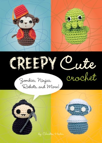 Dolls Zombie (Creepy Cute Crochet: Zombies, Ninjas, Robots, and)