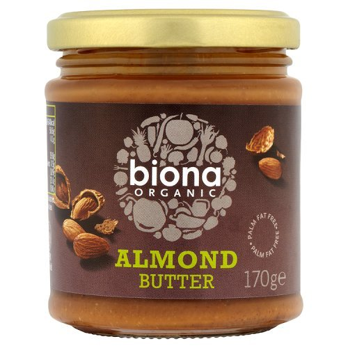 Biona Organic - Almond Butter - 170g