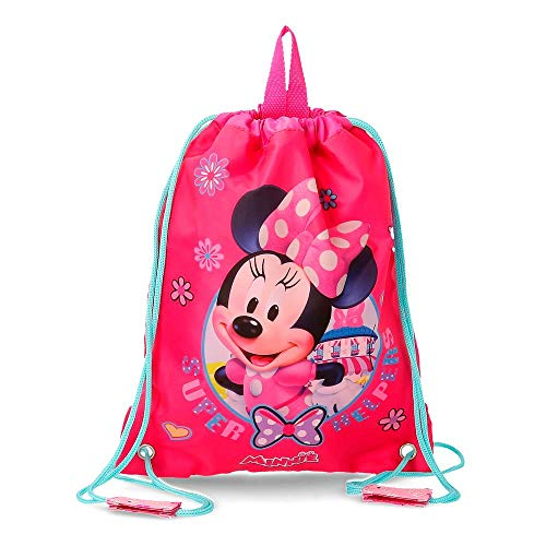 Disney Super Helpers Zainetto per bambini 34 centimeters 0.46 Rosa