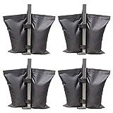 Schwerlast-Zeltbeutel mit Gewichten für Füße, Sandsack, Oxford-Gewebe, Sonnenschutz, Zelte,...