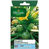 Vilmorin - Sachet graines Courgette de nice à fruit rond