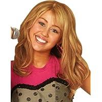 Rubie's - Peluca para disfraz de Hannah Montana para niña