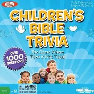 Kinderbibel Trivia Game