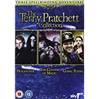 The Terry Pratchett Collection