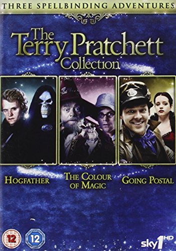 Terry Pratchett Triple