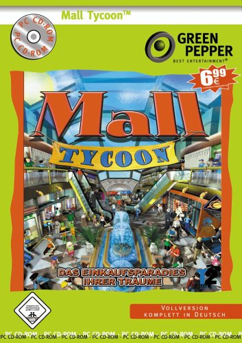 ak tronic Mall Tycoon [Green Pepper]