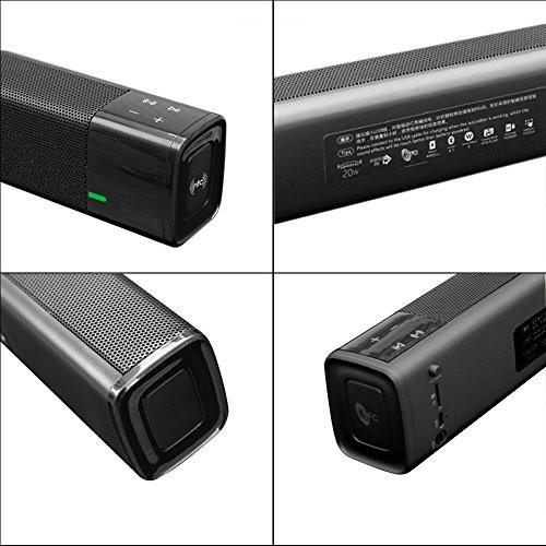 LIANGTOU Bluetooth Speaker Wireless 41 Echo Wall System