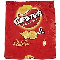 Cipster - Sfogliatine di Patate Fritte, Multipack da 132g