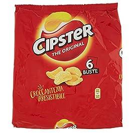 Cipster Sfogliatine de Patate Fritte – 6 Buste (132 g)