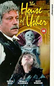 The House of Usher [VHS] (1989)