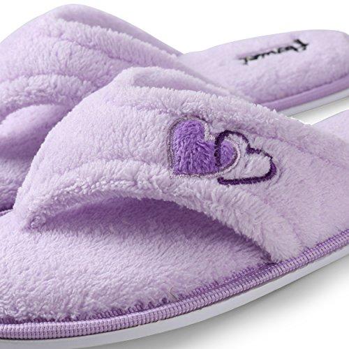 Aerusi, Pantofole donna Purple