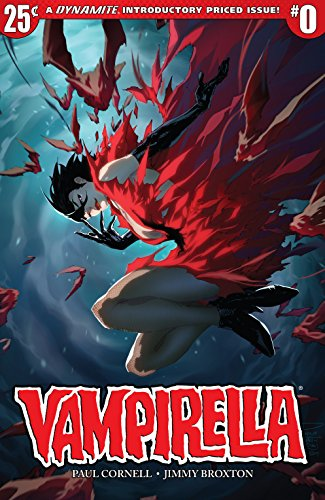 Vampirella (2017) #0 (English Edition) por Paul Cornell
